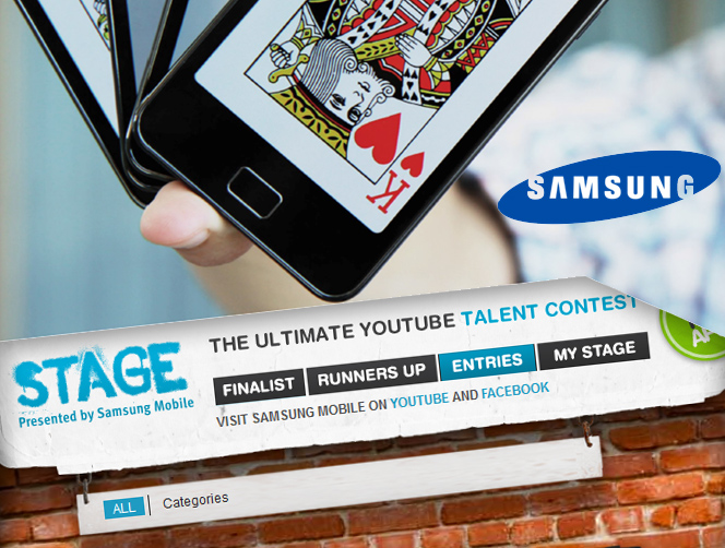 Protected: Samsung Stage